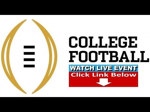 Oklahoma Sooners Vs Alabama Crimson Tide Live Stream Youtube