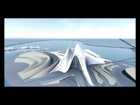 Dubai Opera House © Zaha Hadid Architects