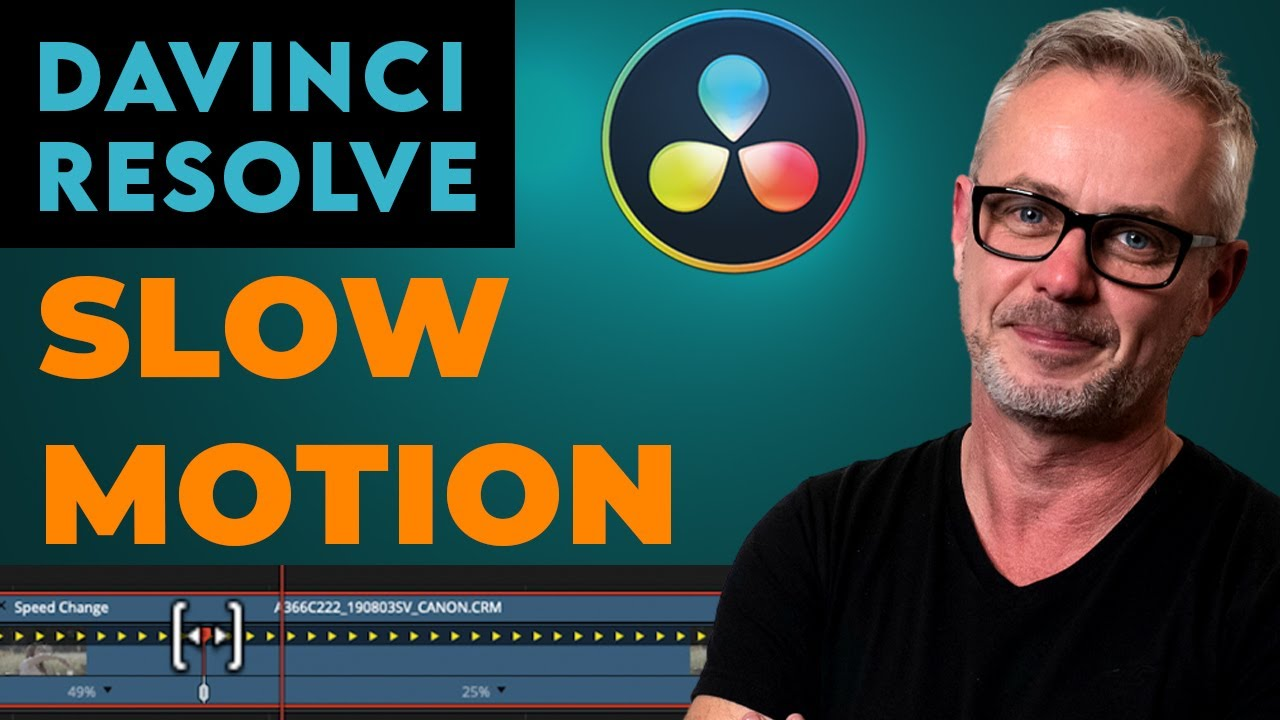 Resolve slow motion tips // How to keep it smooth  // NO INTRO just 7 mins!