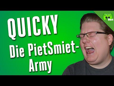 QUICKY # 18 - Die PietSmiet-Army «» Best of PietSmiet | HD