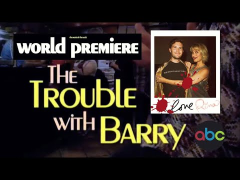 THE TROUBLE WITH BARRY ABC TV MOVIE OF THE WEEK