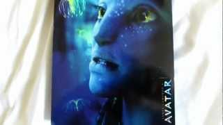 Unboxing Avatar Extended Collector's Edition [Blu-ray]