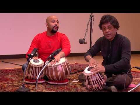 Tabla duo by Pandit Anindo Chatterjee & Anubrata Chatterjee