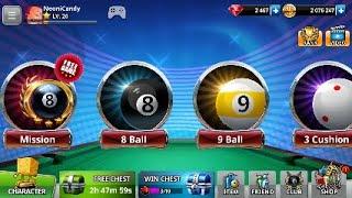 8 ball pool rigged