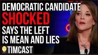 """Tim Pool Democratic Candidate SHOCKED To Find """"The Left Lies And Is Mean"""" After Wave Of Hi"""