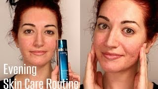MY UPDATED ACNE SKIN CARE ROUTINE (Night Time!) 2014 | Acne.org, Neutrogena, Garnier Thumbnail