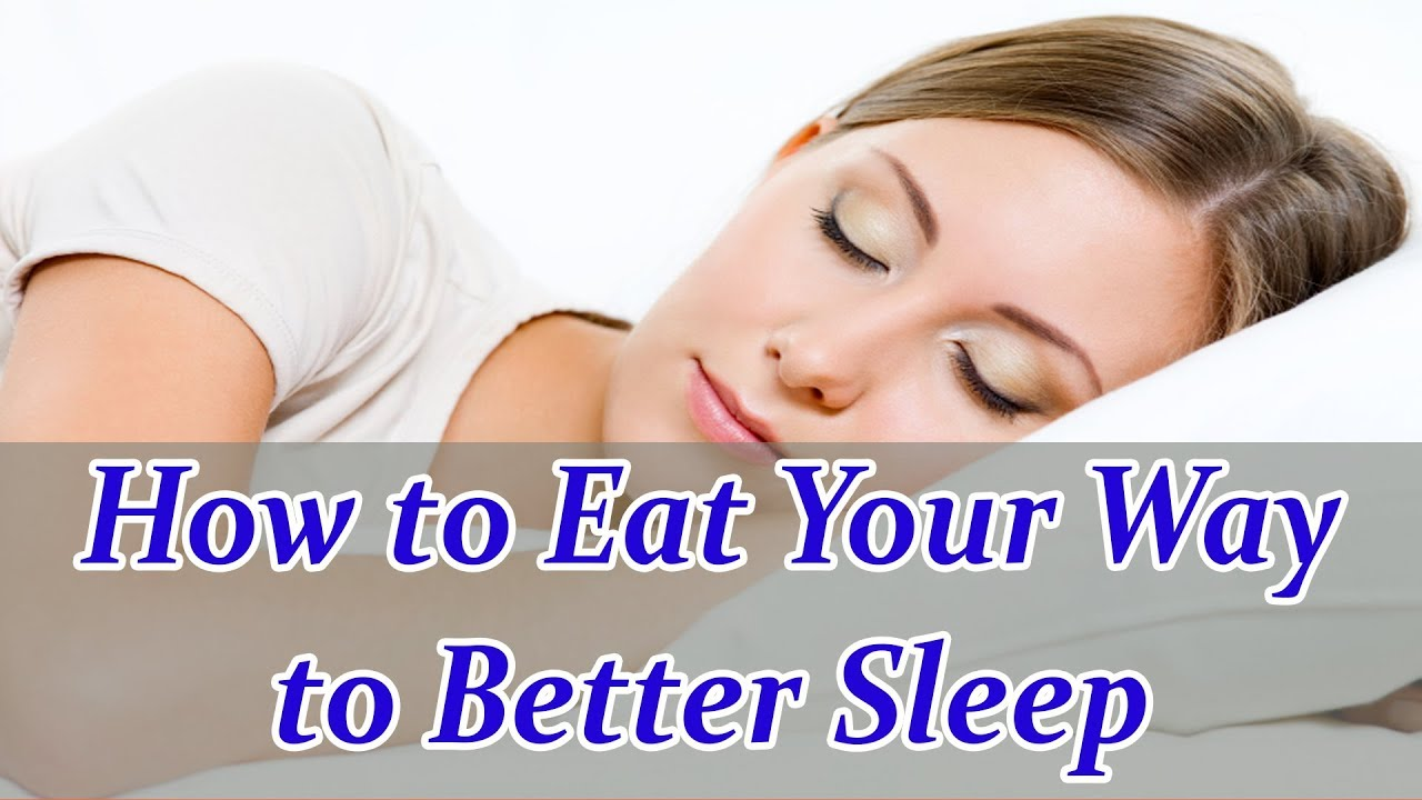 Discussion on this topic: Eat Your Way To Better Sleep, eat-your-way-to-better-sleep/