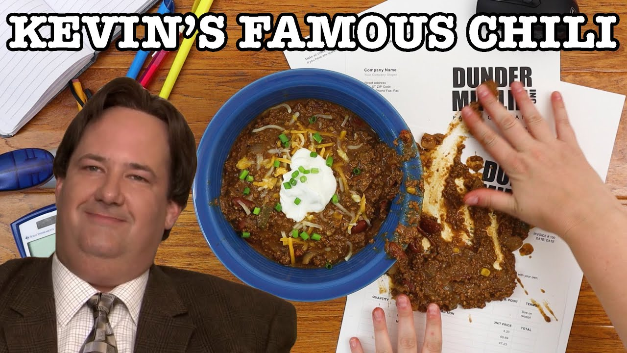 Kevin's FAMOUS Chili from The Office