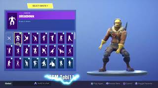 Skin Raptor Dancing to all the Fortnite dances, which one suits you best?