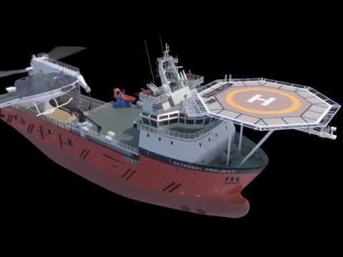 Offshore Vessel adaptation