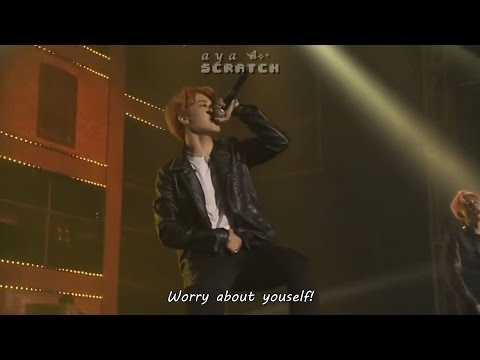 [HYYH] No More Dream Live [ENG SUB HD]