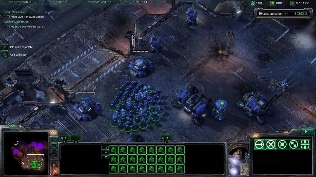 Learning SC2