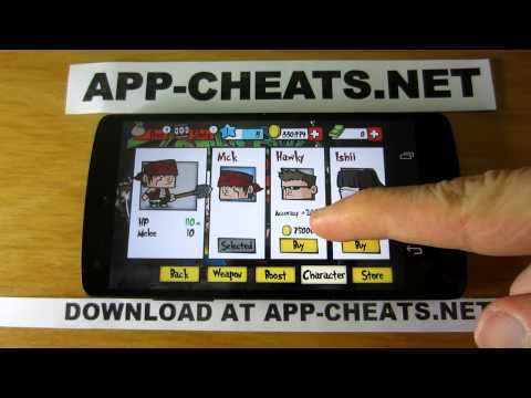 Zombie Age 2 Money Cheat on Android