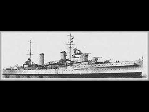 Tribute To HMAS Sydney