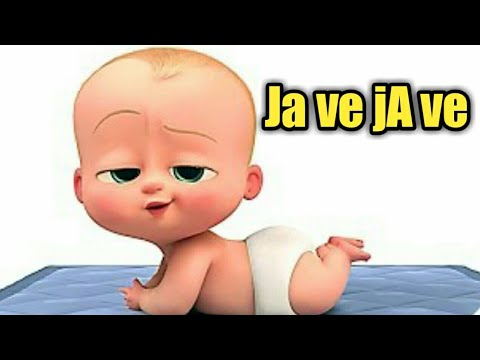 Ja Ve Ja Ve ||Parmish Verma||animated Boss Baby Version