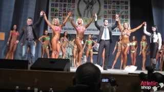 Кубок Московской области_2013 - бикини cвыше 168cм