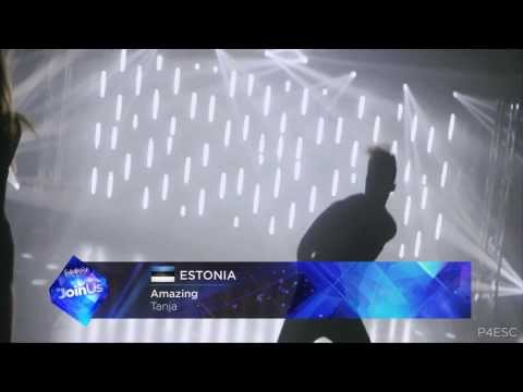 Eurovision Song Contest 2014 - Recap of ALL Songs!