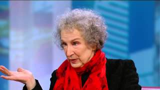 Margaret Atwood Talks Modernity... And Zombies