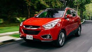 Hyundai ix35 2015 a prueba Autocosmos смотреть