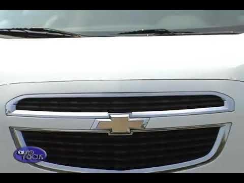 Mobil Impianku Chevy Spin Warna Putih Youtube