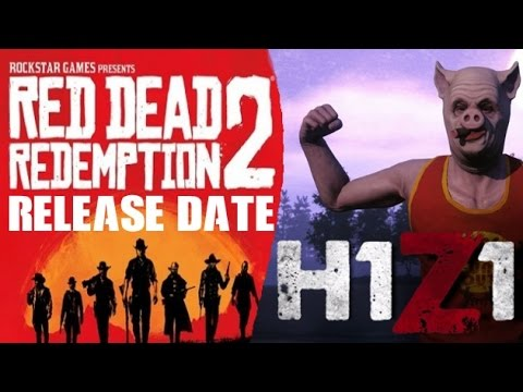H1Z1 PS4 Release Date Red Dead Redemption 2 LEAKED Rumor