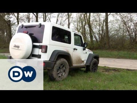 Bild: Jeep Wrangler: einer der letzten echten Geländewagen geht auch als Zgfahrzeug