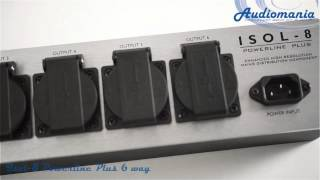 Сетевой фильтр Isol-8 Powerline Plus 6 way(http://www.audiomania.ru/setevoy_filter/isol-8/isol-8_powerline_plus_6_way.html Isol-8 PowerLine Plus — это значительный шаг к улучшению качества ..., 2013-10-02T17:50:51.000Z)