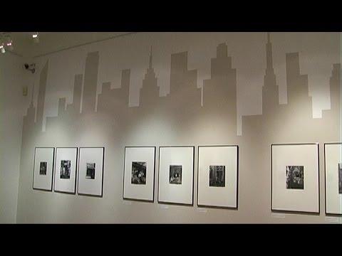 """MCK Kraków Andreas Feininger """"Nowy Jork, lata czterdzieste"""" wystawa fotograf.- prezentacja (archiwa)"""