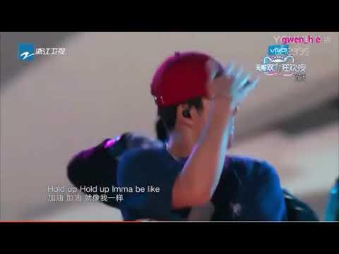 [JacksonWang王嘉尔] «(V)ision» (Jackson x Jabbawockeez performance)