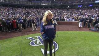 Carrie Underwood - Star Spangled Banner