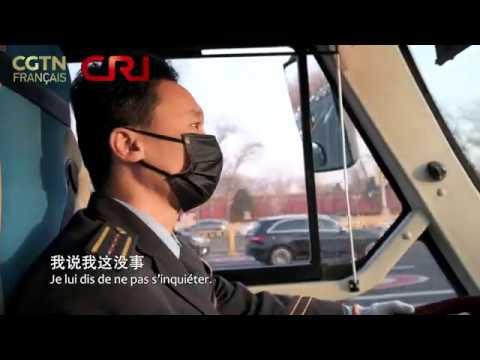 Lutter contre le nouveau coronavirus: l'histoire du conducteur de bus et de son épouse