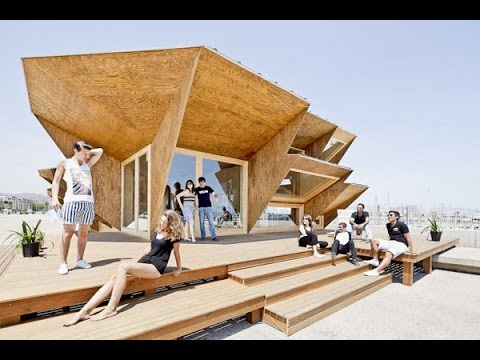 House Made Out Of Cardboard. Construction Lasts 1 Day. Built to last 100 years.