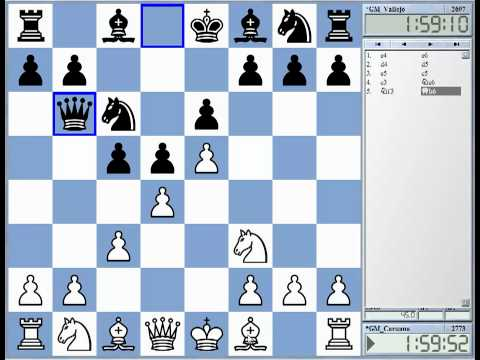 Masters Final - Carlsen and Aronian both blunder - Caruana on a roll!