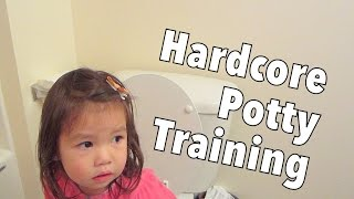 Hardcore Potty Training! - November 21, 2014 - itsJudysLife Daily Vlog