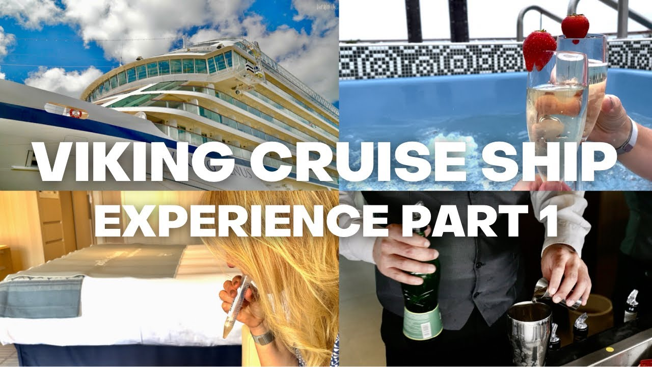 Download Is cruising after the restart easy or too complicated? Viking Venus Vlog Part 1