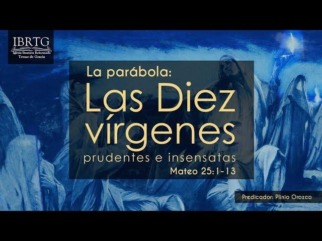 Parabóla: Las Diez vírgenes | Ps Plinio R. Orozco