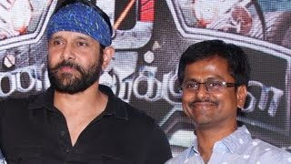 Insights of A R Murugadoss has been the backbone for 10 Endrathukulla - Vikram