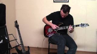 RIP Doc Neeson Am I ever gonna see your face again (instrumental) cover Chris Timms