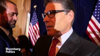Rick Perry on Wall St.: We Need to Have Smart Regulation