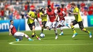 Как обороняться в FIFA 13