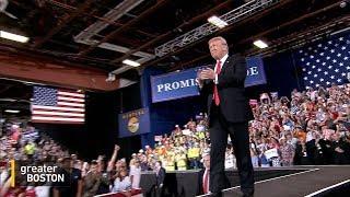 Donald Trump's Closing Midterm Argument: Racism