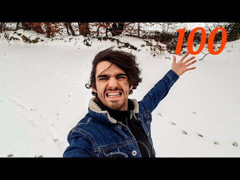 100 Subscribers, A Secret Tunnel & The Beast From The East