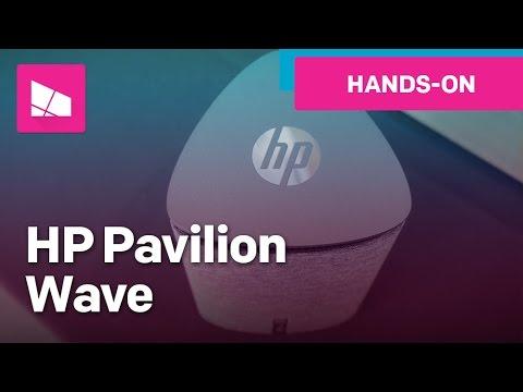 hp pavilion wave hands on tour youtube. Black Bedroom Furniture Sets. Home Design Ideas