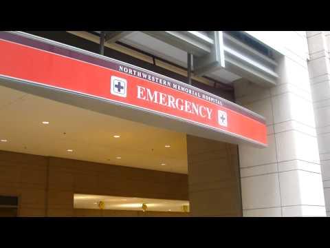 Northwestern Memorial Hospital Emergency Entrance