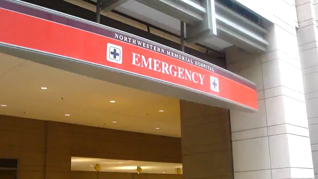 Northwestern Memorial Hospital Emergency Room