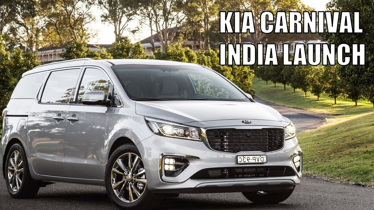 Kia Carnival India Launch Price Features And All Details Kia