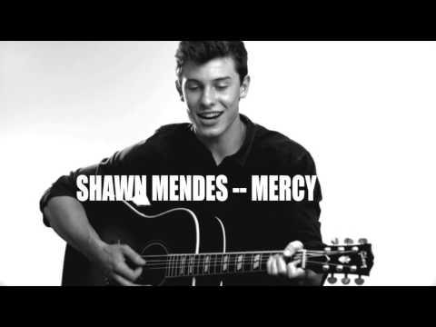 Shawn Mendes - Mercy (Official Lyrics)