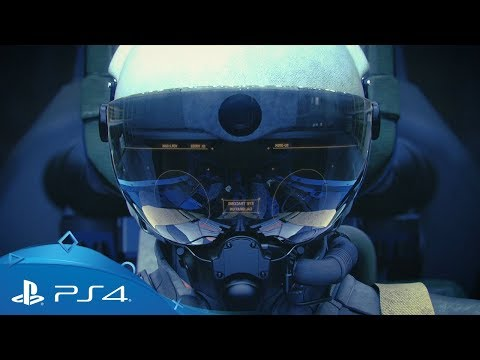Ace Combat 7: Skies Unknown | Open Fire Trailer | PS4