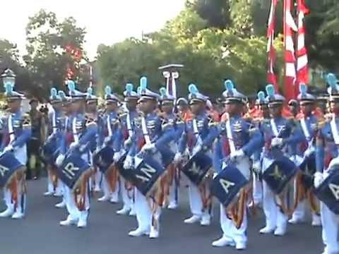 "ParadeSenja AAUJogja""Hari Merdeka""17-8-13(Dok:AlexWisnu M)"