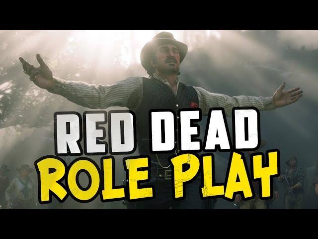 RED DEAD RP ГРЯДЁТ - RedM